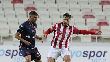 Sivasspor beraberliğe abone oldu