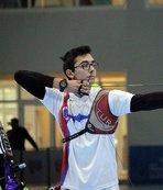 Türk sporcudan altın madalya