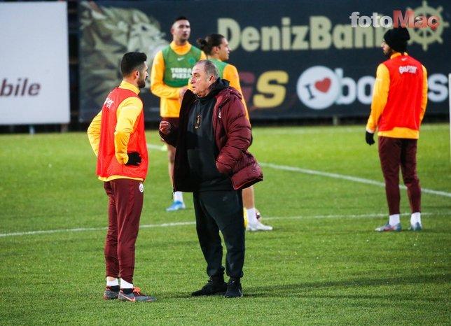 Fatih Terim talimatı verdi! İşte Galatasaray'ın bomba transferi