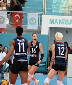 Manisa'nın Sultanları, İzmir Büyükşehir maçına hazırlanıyor
