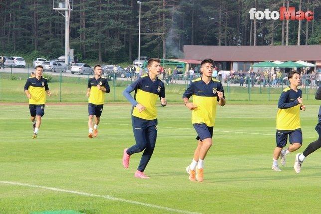 İşte Fenerbahçe'de Muriç'i yedekleyecek golcü!