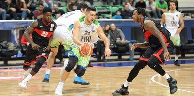 Gaziantep Basketbol inancını koruyor