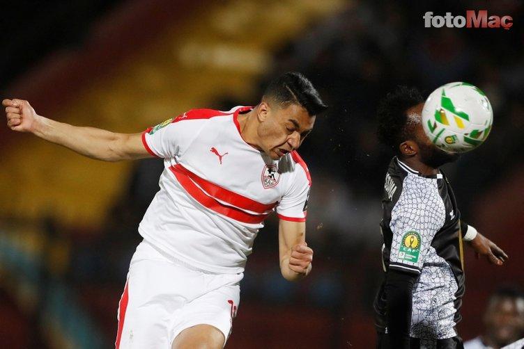 """Son dakika spor haberi: Menajerinden resmi açıklama! """"Galatasaray Mostafa Mohamed için teklif yapmadı"""""""