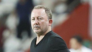 Son dakika spor haberi: Antalyaspor Beşiktaş maçı sonrası Sergen Yalçın'dan sakatlık açıklaması!