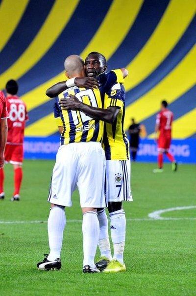 Fenerbahçe - Manisaspor (Spor Toto Süper Lig 3. hafta maçı)
