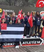 Kızlar Türkiye ikincisi