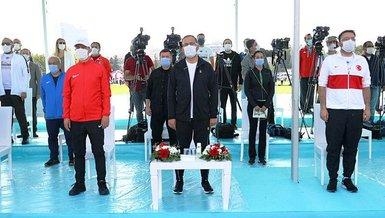 Bakan Kasapoğlu Avrupa Spor Haftası etkinliklerine katıldı