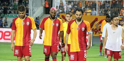 Galatasaray hala tatilde!