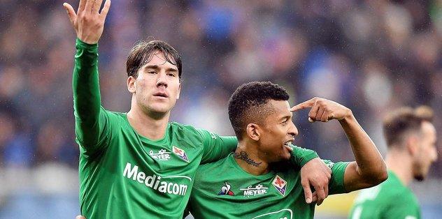 Fiorentina'da üç futbolcu corona virüsünü yendi! - İtalya Serie A -