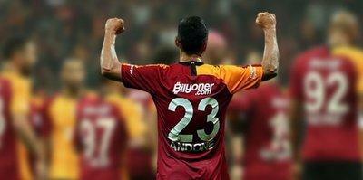 MAÇ SONUCU Galatasaray 3-2 Sivasspor