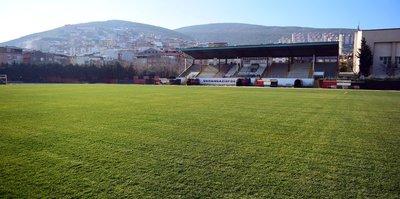 Orhangazi Belediyespor'da stadyuma onay çıktı