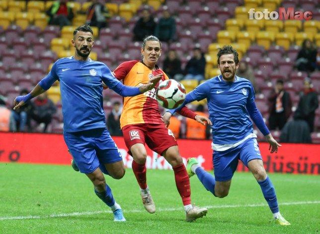 Galatasaray'ın yıldızına olay tepki! Halı sahada bile oynatmam