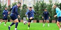 Medipol Başakşehirde Çaykur Rizespor maçı hazırlıkları