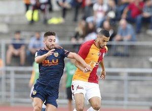 Henry Onyekuru'nun golü Galatasaray'a yetmedi! Galatasaray 1-2 Valencia maç sonucu