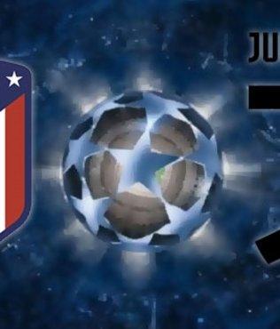 Atletico Madrid Juventus maçı ne zaman? Muhtemel 11'ler...