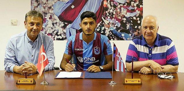 """Haluk Şahin: """"Trabzon'da fındık yetişir, futbolcu yetişir"""""""