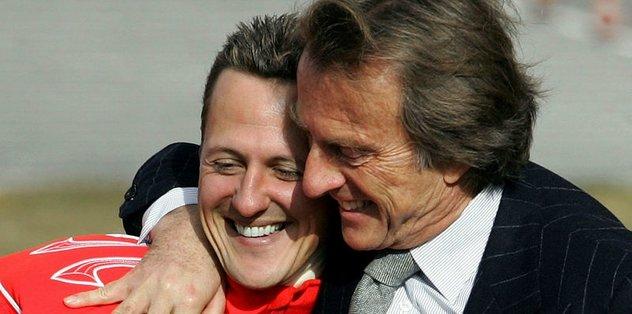 Schumacher hayata döndü!