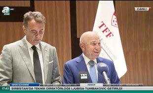 TFF, Kulüpler Birliği ve yayıncı kuruluş bir araya geldi