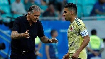 Kolombiya Milli Takımı'nda flaş karar! Artık takımla beraber değil