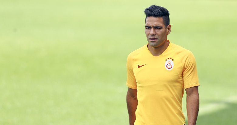 Falcao için şok sözler! Galatasaray'a gelme sebebi sözleşme
