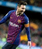 Messi 6'ncı kez Altın Ayakkabı'nın peşinde