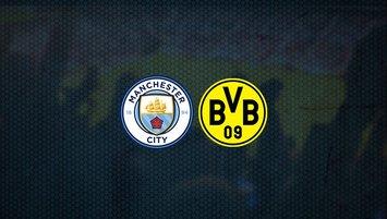 Manchester City-Dortmund maçı saat kaçta ve hangi kanalda?