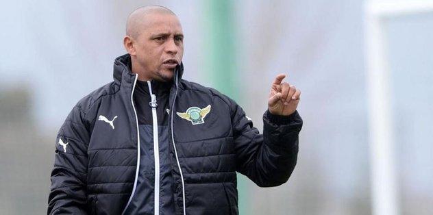 Roberto Carlos'un gözü yeniden teknik direktörlükte