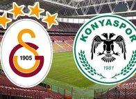 Galatasaray taraftarının önüne çıkıyor! İşte Terim'in Konya 11'i