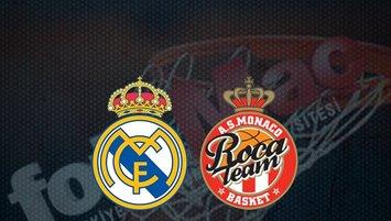 Real Madrid - Monaco maçı saat kaçta? Hangi kanalda?