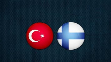 Türkiye - Finlandiya maçı saat kaçta ve hangi kanalda?