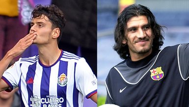 La Liga'dan Enes Ünal ve Rüştü Reçber'e doğum günü kutlaması!