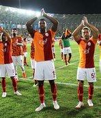 Galatasaray'a 110 milyonluk piyango!