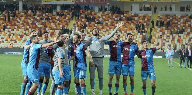 Trabzonspor en çok şutu Kayserispor maçında çekti