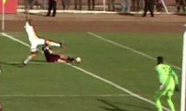 İşte Hatayspor'un çok tartışılan 4. golü! Sizce 'VAR' kararı doğru mu?