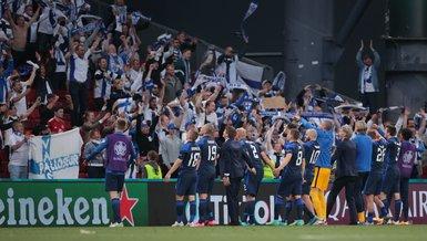 Danimarka 0-1 Finlandiya | MAÇ SONUCU