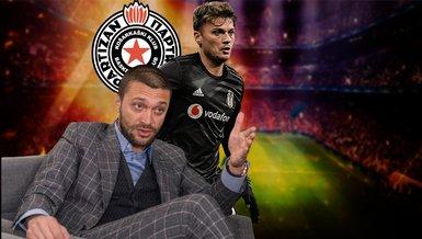 """Son dakika spor haberi: Partizan'dan Beşiktaşlı futbolcu Adem Ljajic için açıklama! """"Gerçekçi değil"""" (BJK haberi)"""