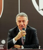 Trabzonspor'da Ahmet Ağaoğlu: Operasyon var