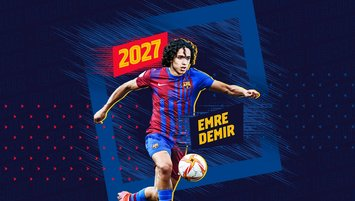 Türk yetenek resmen Barcelona'da!