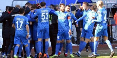 Sivasspor 1-3 Erzurumspor | MAÇ SONUCU