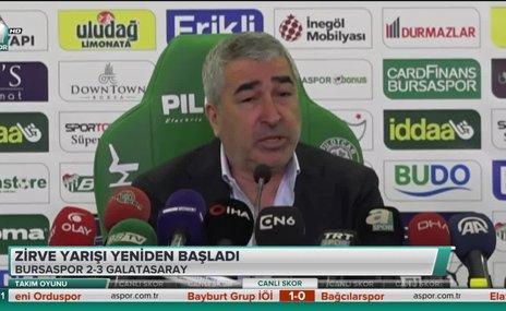 """Samet Aybaba: """"Hakem arkadaş bu maçı bizden aldı Galatasaray'a verdi"""""""