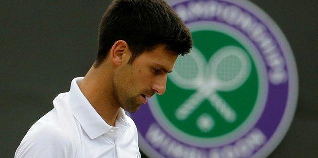 Murray ve Djokovic'in düşüşü sürüyor