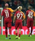 Falcao'suz Galatasaray Beşiktaş deplasmanında