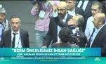 Beşiktaş Başkanı Çebi: İnsan sağlığı her şeyden önemli
