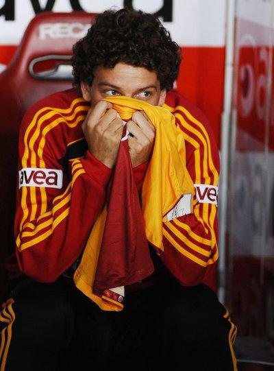 Galatasaray - Ankaragücü (Spor Toto Süper Lig 8. hafta mücadelesi)