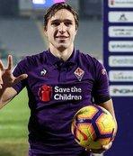 Fiorentina kupada yarı finalde