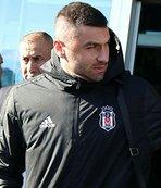 Beşiktaş kafilesi Kayseri'ye geldi