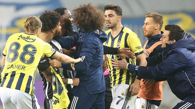 Beşiktaş ve Fenerbahçeli yöneticiler PFDK'ya sevk edildi #