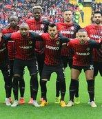 Gaziantep FK Gaziantepspor'u geride bıraktı