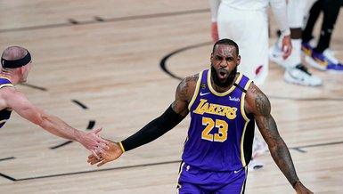NBA roundup: LeBron dominates, Lakers take 2-1 lead