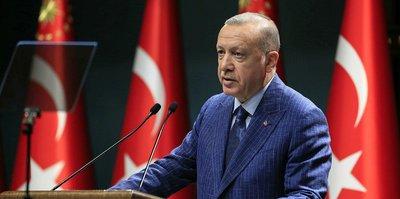 Başkan Recep Tayyip Erdoğan: Türkiye dostları için ümit kapısı haline geldi